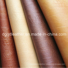 Formulated to Be Stain Resistant Sofa Leather Qdl-50251
